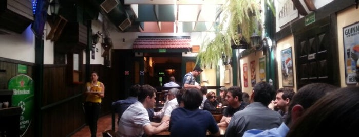 O'Malley's is one of Pubs de São Paulo.