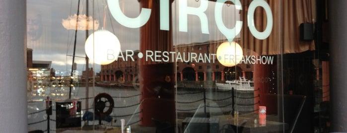 Circo is one of Tempat yang Disukai Carl.