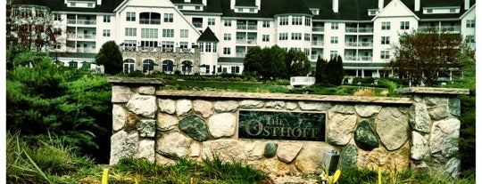 The Osthoff Resort is one of Hotels, Motels & Everything in between.