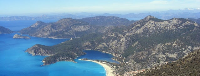 Likya Yolu | Lycian Way is one of Fethiye, Turkey.