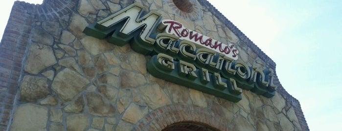 Romano's Macaroni Grill is one of Toni 님이 좋아한 장소.