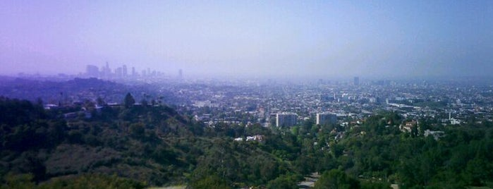 Griffith Park Trail is one of Outdoors Los Angeles.