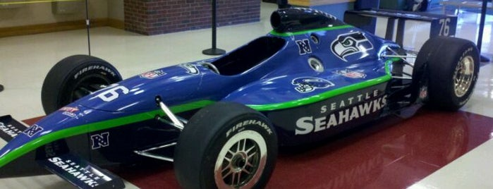 Seattle Seahawks Super Car is one of Super Cars #VisitUS.
