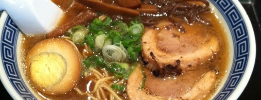 Kambi Ramen House is one of Lugares guardados de Sam.