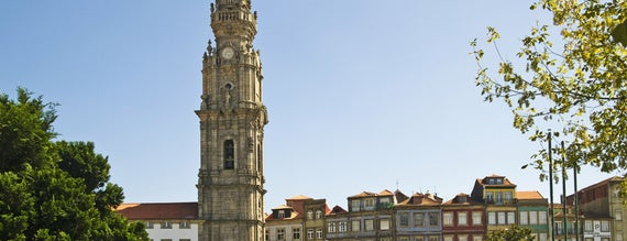 Torre dos Clérigos is one of Porto.