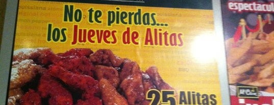 Wingstop is one of Mal servicio a clientes.