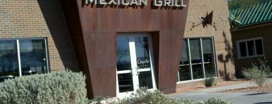 Chipotle Mexican Grill is one of Vegan Options in Vegas.