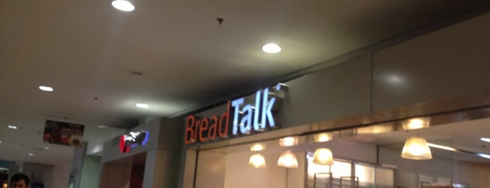 BreadTalk is one of SM Megamall.