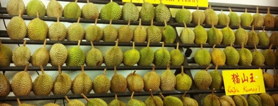Durian SS2 is one of Locais curtidos por Rahmat.