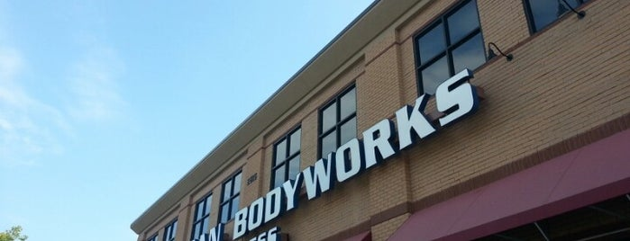 American Body Works is one of 416 Tips on 4sqDay Challenge - Dwayne List 1.