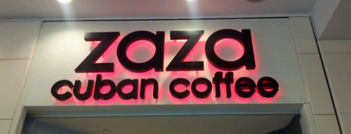 Zaza Cuban Coffee is one of places to travel.