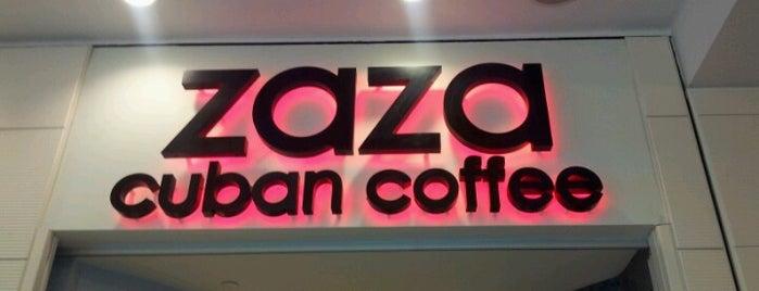 Zaza Cuban Coffee is one of Lieux qui ont plu à Tyler.