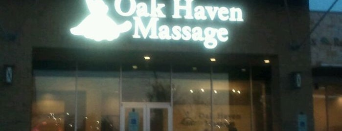 Oak Haven Massage Austin is one of To Try.
