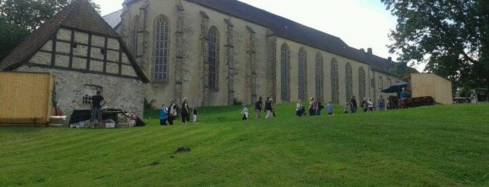 Kloster Dalheim is one of #111Karat - Kultur in NRW.
