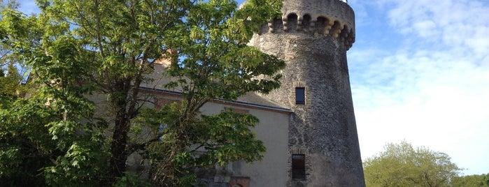 Château de Pornic is one of Châteaux de France.