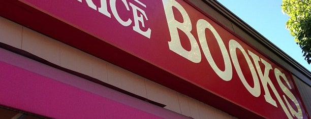 Half Price Books is one of books & coffee. coffee & books. (sometimes tea).
