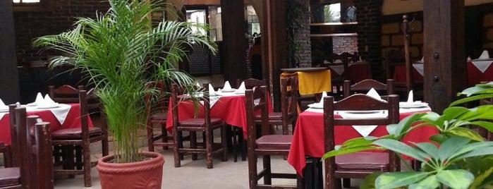 La Biela is one of สถานที่ที่บันทึกไว้ของ Octavio.