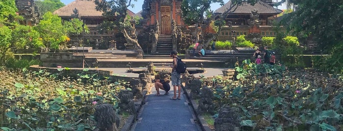 Lotus Garden is one of Enjoy Bali Ubud.