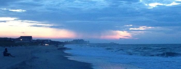 Ocean Lakes Beach is one of BUCKET LIST.