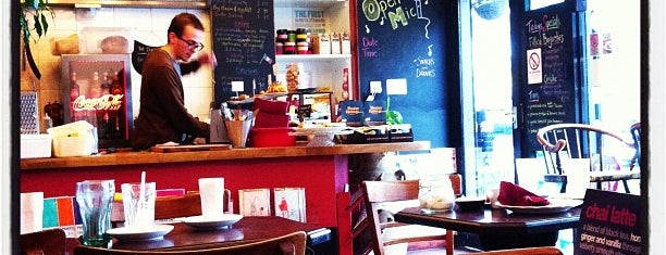 Word of Mouth Cafe is one of Edinburgh.