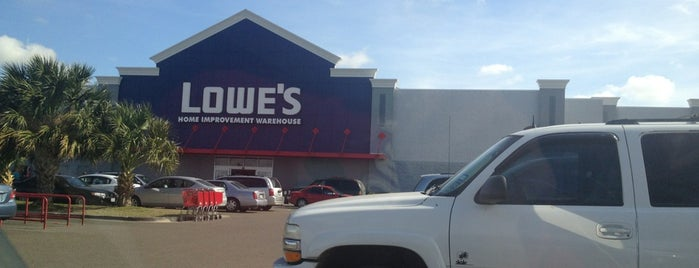 Lowe's is one of Texas.