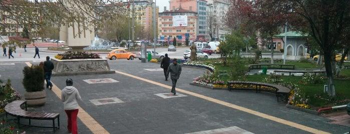 Kütahya Belediyesi İmar ve Şehircilik Müdürlüğü is one of Yasemin Arzuさんの保存済みスポット.