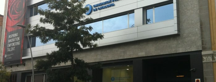 UPC School of Professional & Executive Development is one of Barcelona.