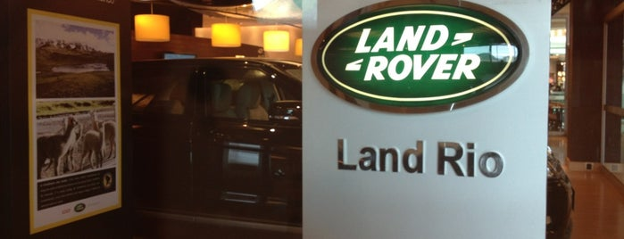 Land Rio is one of Dealers.