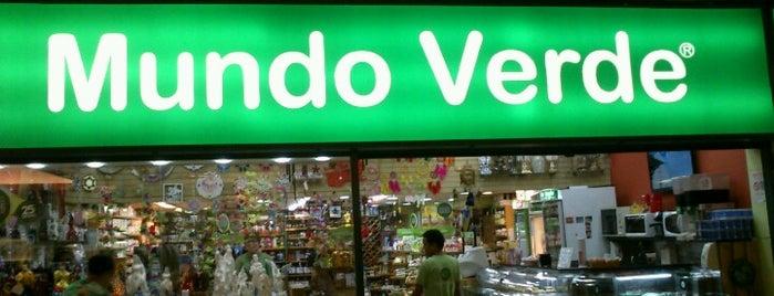 Mundo Verde is one of Tempat yang Disukai Karina.