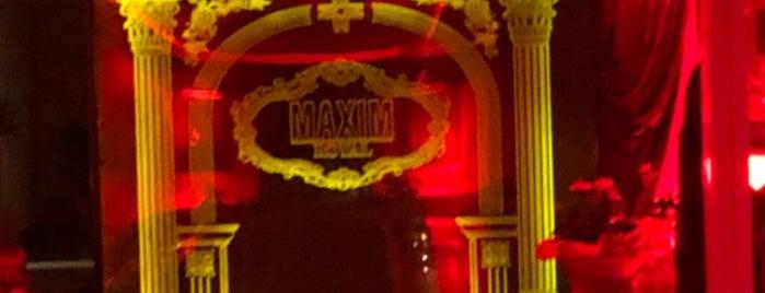 Merit Royal Premium Royal Maxim is one of Güray'ın Beğendiği Mekanlar.