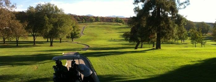Hansen Dam Golf Course is one of Posti salvati di Larry.