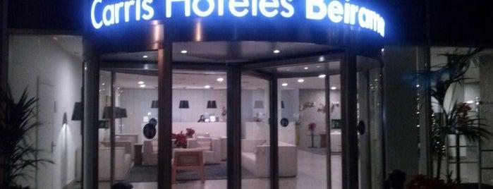 Carris Beiramar is one of Hoteles en España.