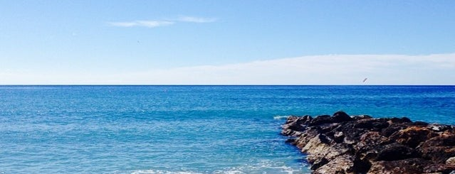 Lungo Mare Pietra Ligure is one of Federicoさんのお気に入りスポット.