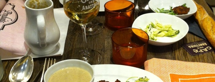 Café des Abattoirs is one of Paris for foodies.