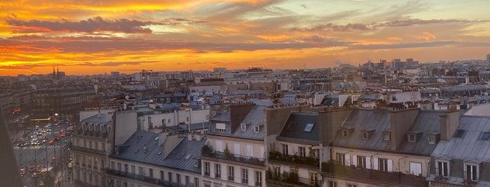 Renaissance Paris Republique Hotel is one of Paris.