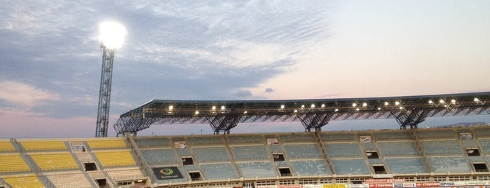 Pancretan Olympic Stadium is one of Part 3~International Sporting Venues....
