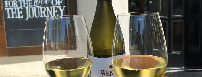 The Restaurant at Wente Vineyards is one of Winery Restaurants.