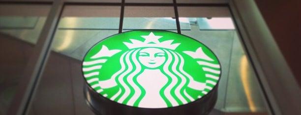 Starbucks is one of Starbucks I have visited.
