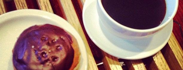 The Coffee Studio is one of บันทึกเดินทาง Chicago, IL (#259).