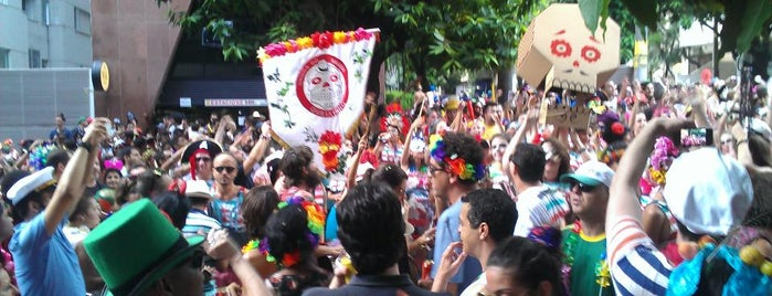 Unidos do Samba Queixinho is one of Thaisa 님이 좋아한 장소.