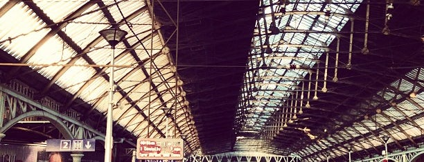 Dublin Pearse Railway Station is one of Lieux qui ont plu à Kayla.