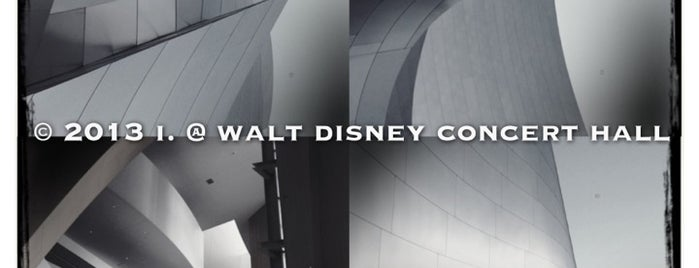 Walt Disney Concert Hall is one of #LA!.
