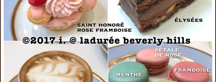 Ladurée is one of Sau.