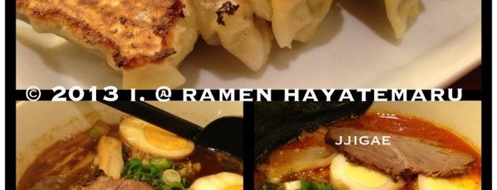 Ramen Hayatemaru West LA is one of Ramen Adventure.