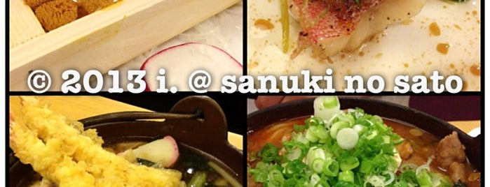 Sanuki No Sato is one of My favoite places in USA.