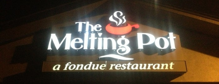 The Melting Pot is one of Lieux qui ont plu à Bella.