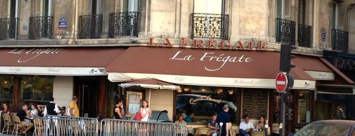 La Frégate is one of Restaurants.