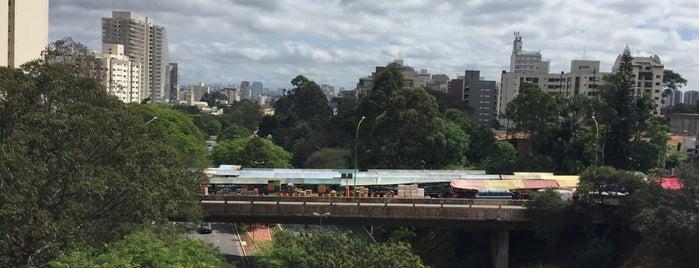 Rapel Ponte Sumaré is one of Cultural/Esportes.