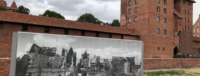 Marienburg is one of Besuchen non-D.
