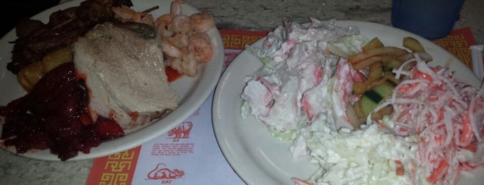 China Buffet is one of Miami.